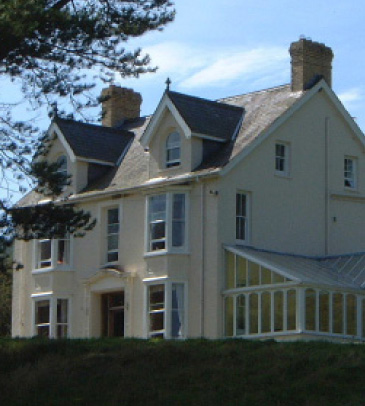 Cardigan Bay Accommodation, Park Hall Country House
