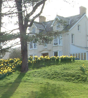 Park Hall Country House, Dog Friendly Accommodation Wales