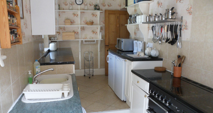 West Wales Accommodation, Park Hall Country House